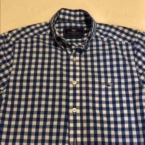 Vineyard Vines Slim Fit Tucker Shirt